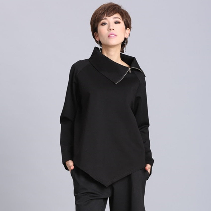 Turtleneck Full Sleeve Top