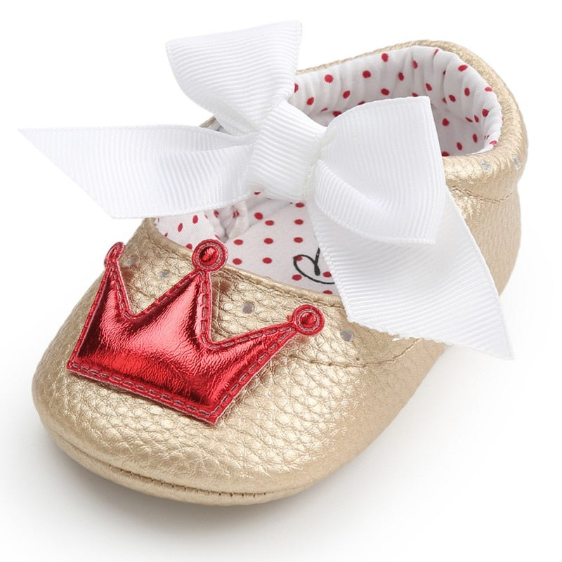 Anti-slip Baby Soft Soled Shoes