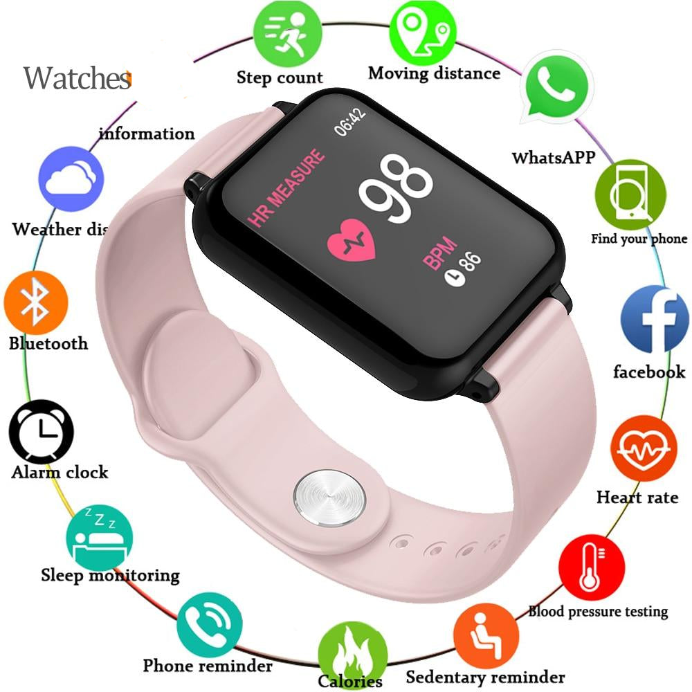 Smart Watch For iOS Android