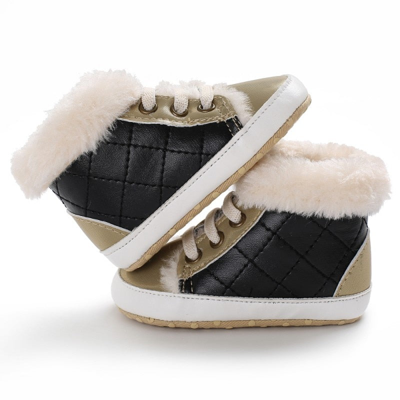 Warm Baby Sneaker Shoes