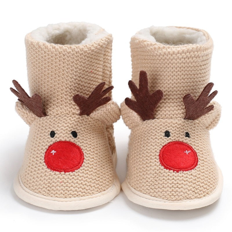 Winter Warm Baby Shoes