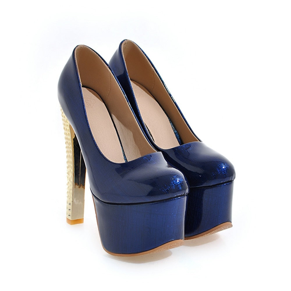 16cm High Heels Pumps