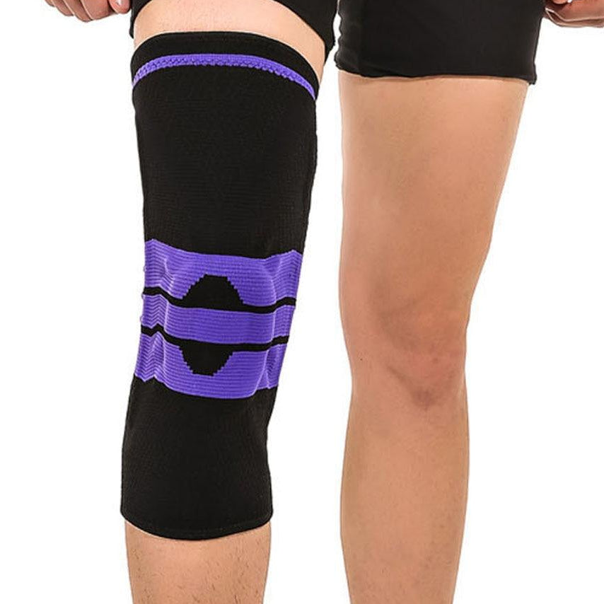 1Pcs Silicon Padded Compression Knee Pad