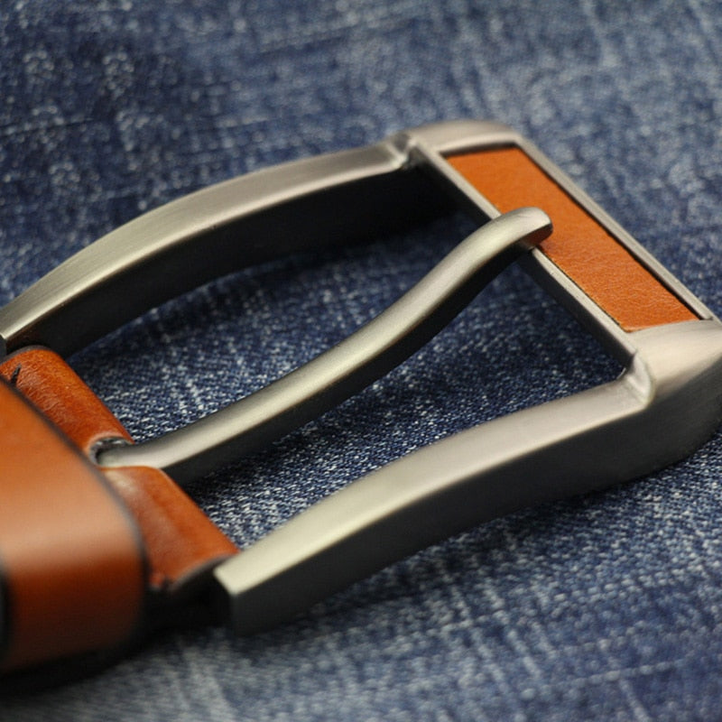 Genuine Leather Casual Belt