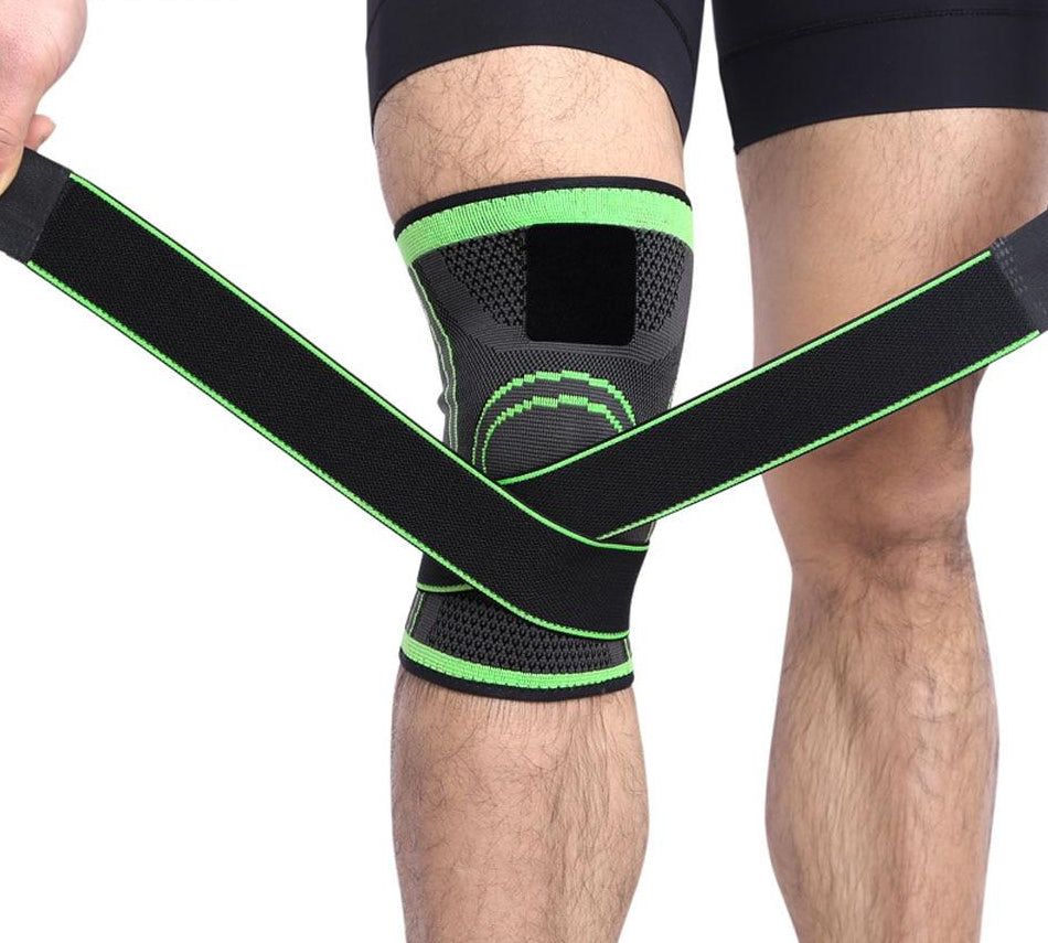 3D Pressurized Fitness Knee Support