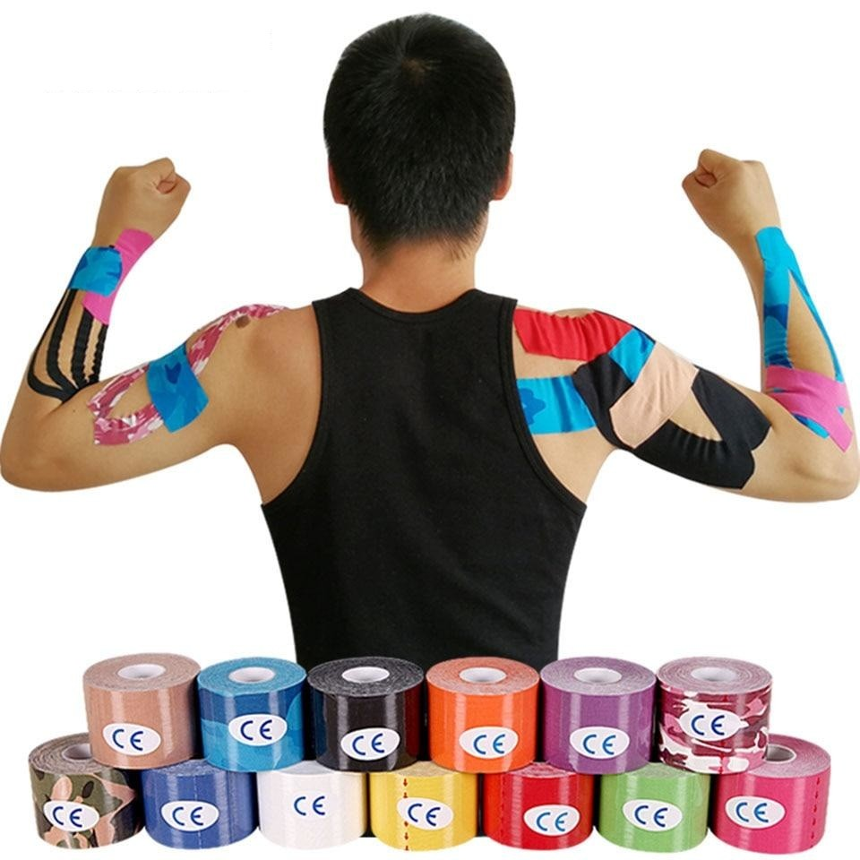 Waterproof Athletic Recovery Tape