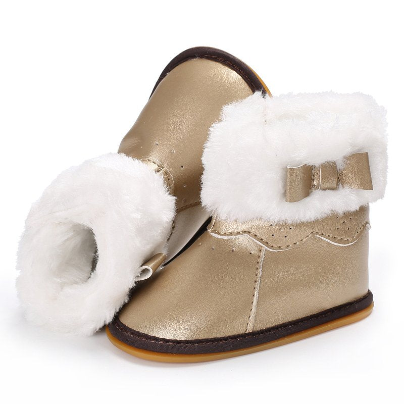 Baby Girl Snow Boots