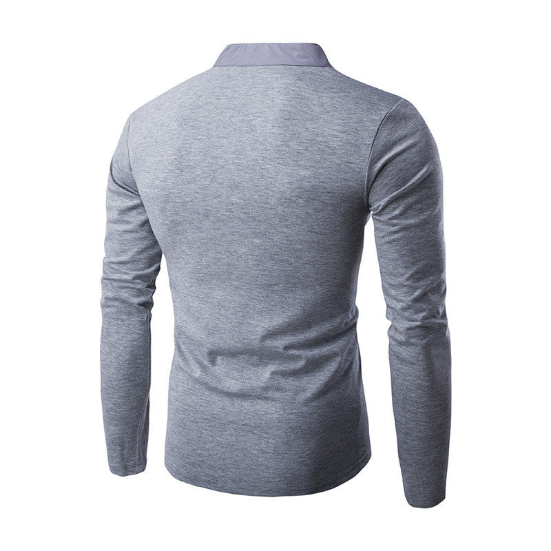 Slim Fit Casual Cotton Tees