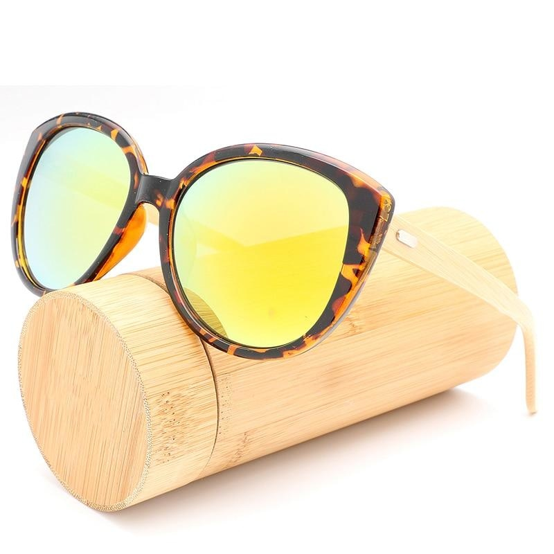 Cat Eye Oversized Sunglasses