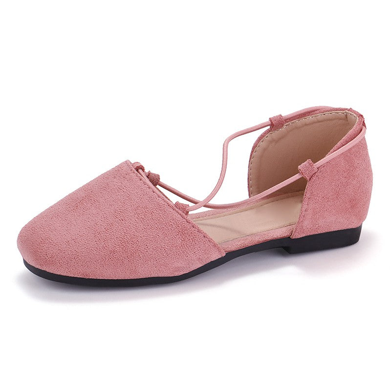 Toddler Girls Flat Dress Shoes