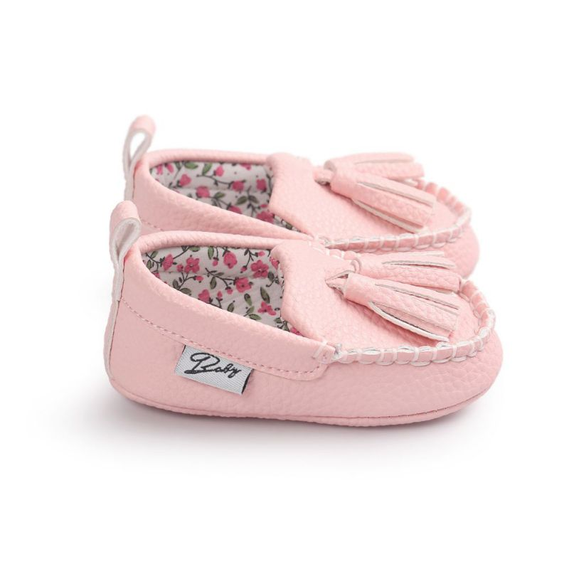 Baby Moccasin Shoes
