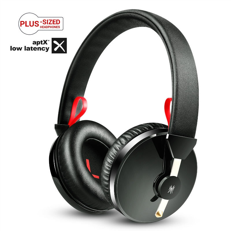Apt-X Low Latency Bluetooth Headphones