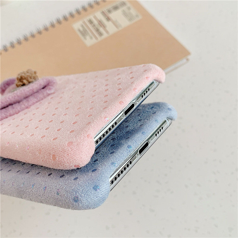 Fabric iPhone Cover