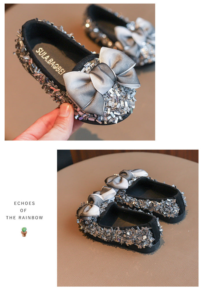Sequined Princess Shoes