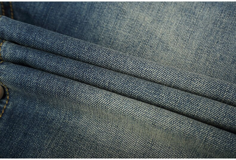 Slim Fit Harem Jeans