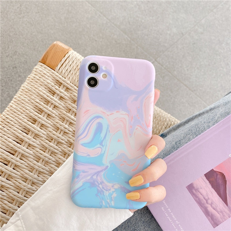 iPhone Soft Silicone Cover
