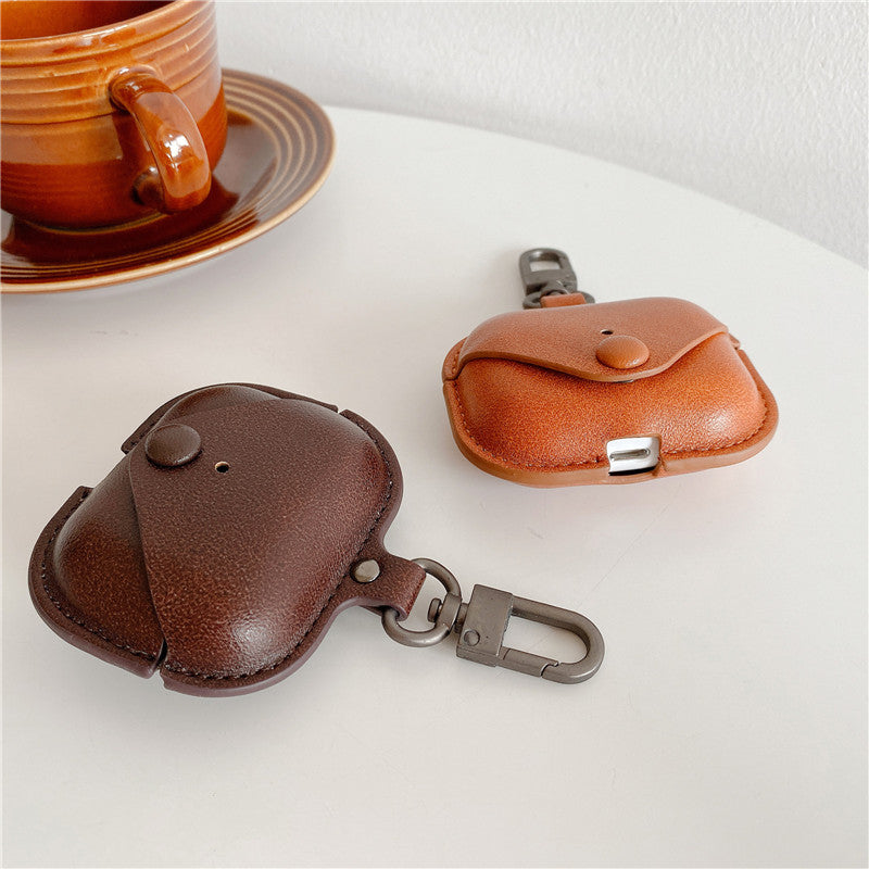 AirPod Pro Protective Leather Case
