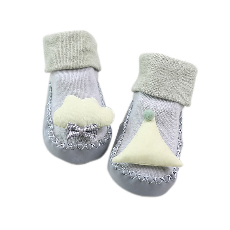 Baby Anti-slip Warm Socks Shoes