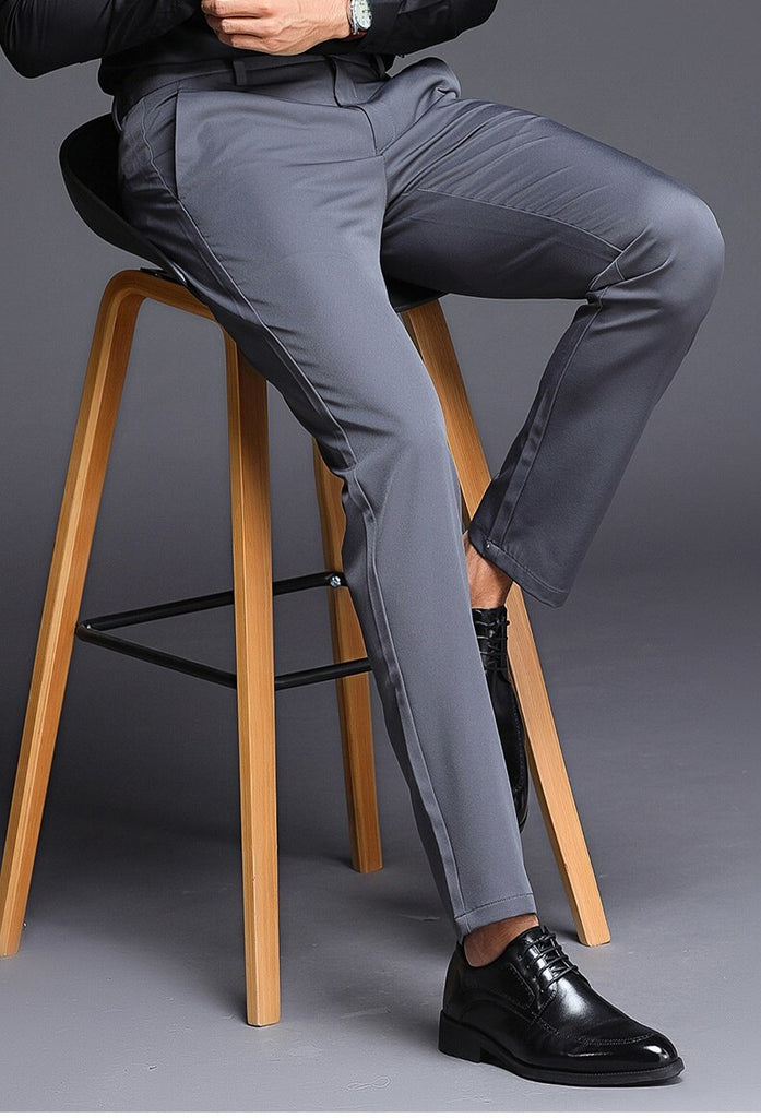 Stretch Slim Fit Trousers