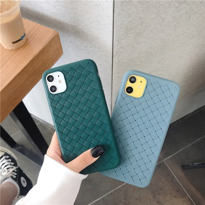 iPhone Soft Silicone Case