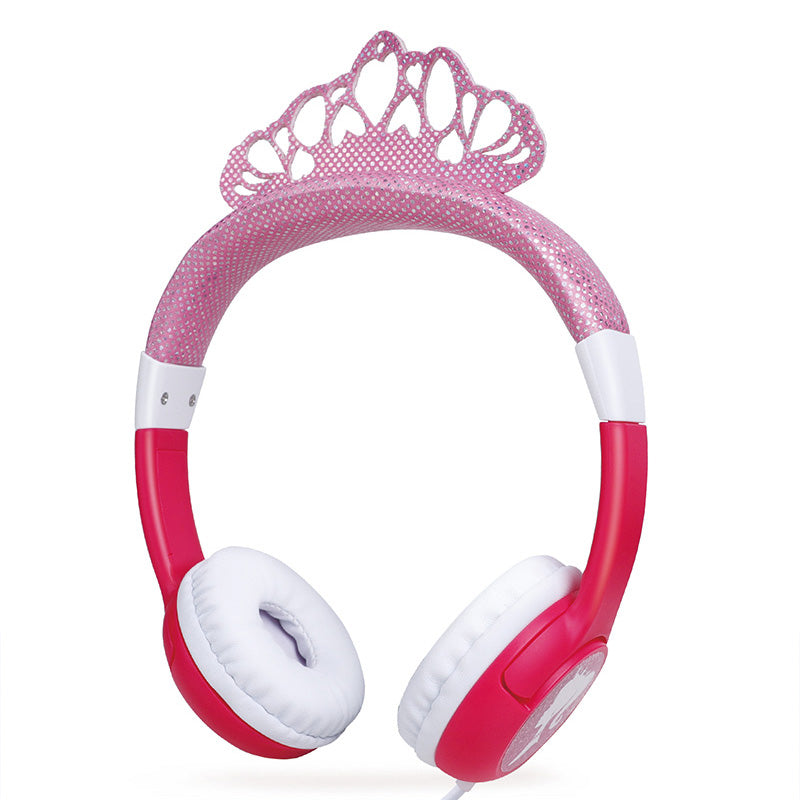 Princess Crown Kids Headphones