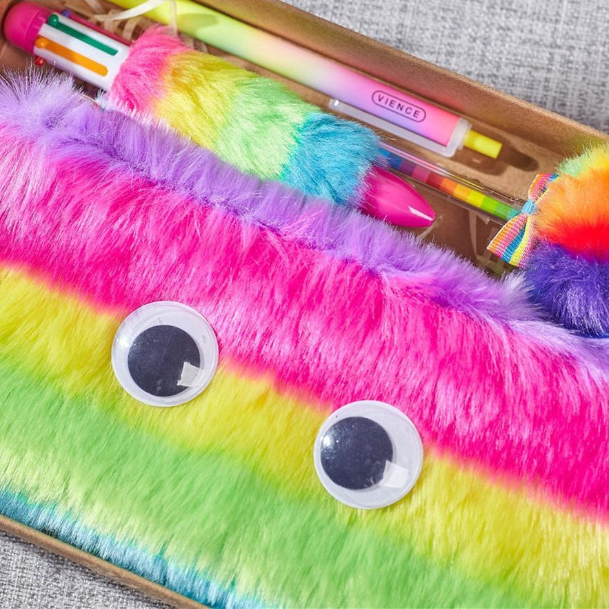 BlingFeed Inc. Pencil Case Set kids, school-supplies, stationery