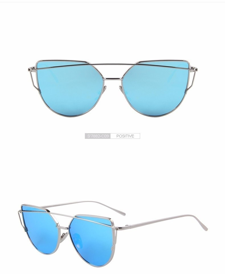 Twin-Beams Sunglasses