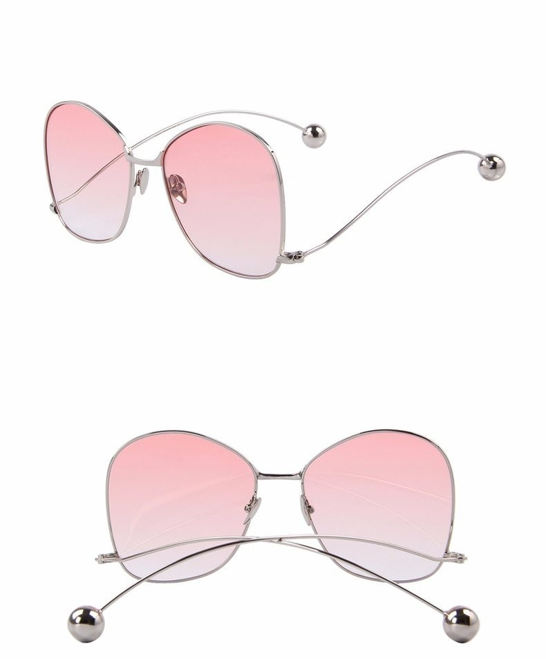 Exaggerated Sunglasses