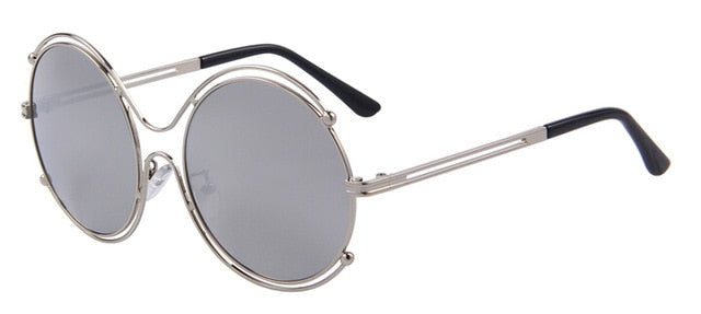 Round Sunglasses UV400