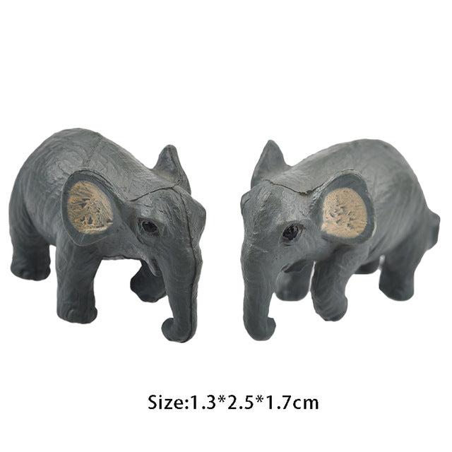 2pcs Miniature Home Decor