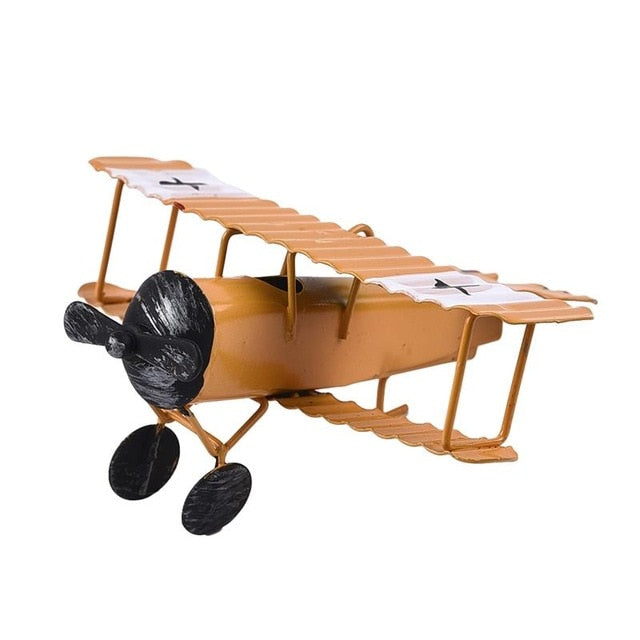 Vintage Iron Aircraft Model