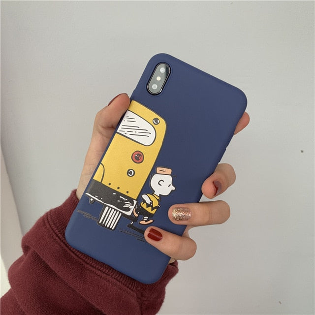 iphone Cover - Soft