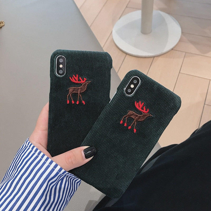 iPhone Cover - Cloth