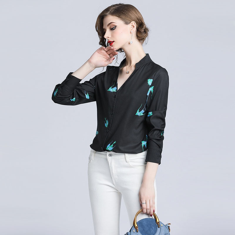 Casual Fashion Street Top