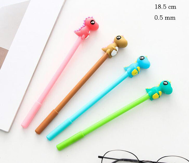 Gel Pen - 4 pcs/lot