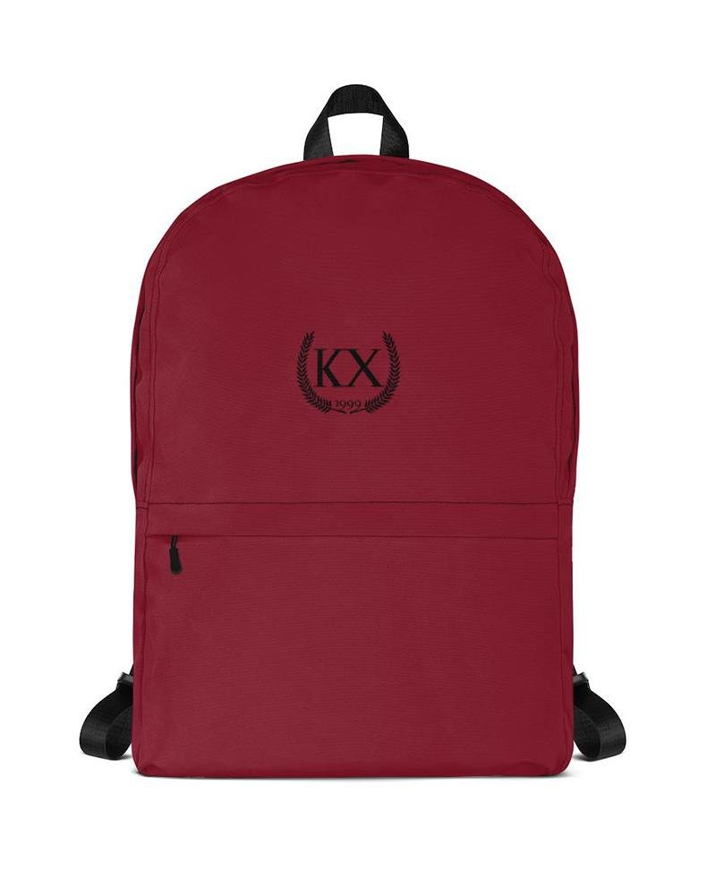 KX - Red Backpack