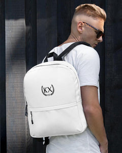KX - KX - White Backpack