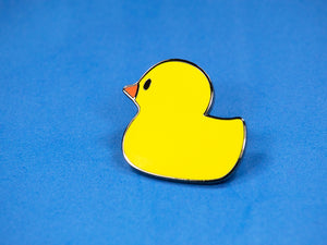 Rubber Duck Enamel Pin
