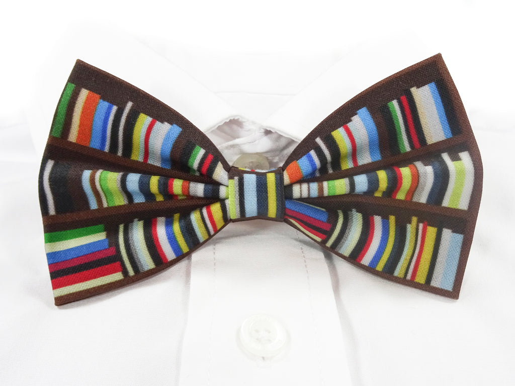 Books Pre-Tied Bow Tie (DISCONTINUED)