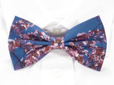 Cherry Blossom Photo Pre-Tied Bow Tie (DISCONTINUED)