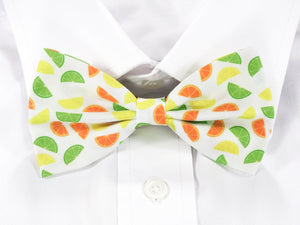 Citrus Fruit Pre-Tied Bow Tie (DISCONTINUED)