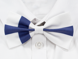 Finnish Flag Pre-Tied Bow Tie