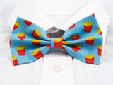 French Fries Pre-Tied Bow Tie (DISCONTINUED)