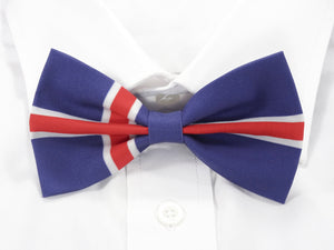 Icelandic Flag Pre-Tied Bow Tie