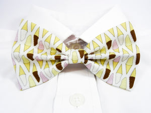 Neapolitan Ice Cream Pre-Tied Bow Tie (DISCONTINUED)
