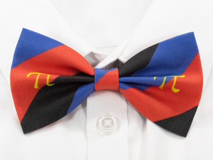 Polyamorous Pride Pre-Tied Bow Tie