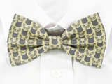 Ragdoll Cat Faces Pre-Tied Bow Tie (DISCONTINUED)