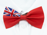 Red Ensign Flag Pre-Tied Bow Tie