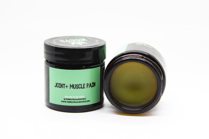 Muscles + Joints Pain Relief Balm