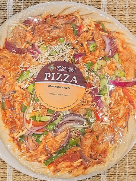 "12"" Take and Bake BBQ Chicken Pizza"